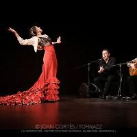 """INSTANTZZ: Vanesa Aibar """"Liminal"""" (El Dorado -Sociedad Flamenca Barcelonesa-, Auditori del Centre Cívic Parc Sandaru, Barcelona. 2020-02-06) [Galería fotográfica] #YoMeQuedoEnCasa #IStayAtHome"""