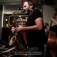 INSTANTZZ: Albert Cirera-Masa Kamaguchi-Carlos Falanga (Balius Bar Gastrococtelería, Barcelona.  2019-12-29) [Galería fotográfica]