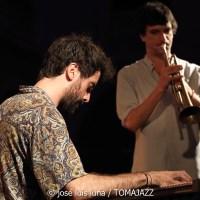 INSTANTZZ: Félix Rossy & Toni Saigi (Mahón, Menorca. 2020-06-26) [Galería fotográfica AKA Fotoblog de jazz, impro… y algo más]