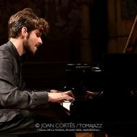 Marco Mezquida, piano solo -improvisacions y cançons- (Estiu al Palau, Palau de La Música, 03-agosto-2020. Barcelona) [Concierto de jazz]