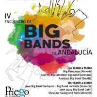 IV Encuentro de Big Bands de Andalucía – Priego de Córdoba 2020 [Noticias de jazz]