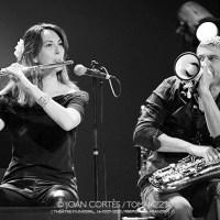 INSTANTZZ: 32ème Jazzèbre (résumé noir et blanc) [Galería fotográfica AKA Fotoblog de jazz, impro... y algo más] Por Joan Cortès