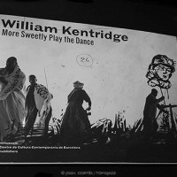 "William Kentridge ""Lo que no está dibujado"" (del 09 de octubre al 21 de enero de 2021 / CCCB, Centre de Cultura Contemporània de Barcelona, Barcelona) [Reportaje] Por Joan Cortès"