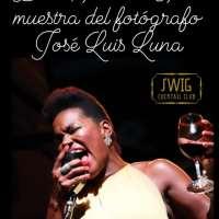 José Luis Luna: exposición en Swig Cocktail Club (nov.-dic. 2020. Palma) [Noticias de jazz]