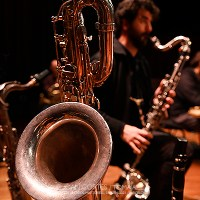 "INSTANTZZ: Barcelona Art Orchestra -BAO- ""Revisiting The Godfather"" (L'Auditori, sala 2 Oriol Martorell, Barcelona. 2021-01-09)  [Galería fotográfica AKA Fotoblog de jazz, impro… y algo más]  Por Joan Cortès"