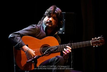 """INSTANTZZ: La Fabi & Juan Gómez """"Chicuelo"""" (Festival Ciutat Flamenco 2020 / CAT -Centre Artesà Tradicionàrius-, Barcelona.  2020-12-27) [Flamencuras] AKA [Galería fotográfica AKA Fotoblog de jazz, impro… y algo más] Por Joan Cortès"""