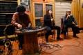 INSTANTZZ: Anna Subirana, Celeste Alías & Marcel·lí Bayer (Cuina Cultura / Ateneu La Base, Barcelona.  2021-01-29) [Galería fotográfica AKA Fotoblog de jazz, impro… y algo más] Por Joan Cortès