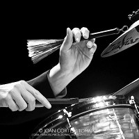 "INSTANTZZ: Sergi Sirvent & David Viñolas ""Recreacions Tímbriques de Mompou a Bartók"" (Casal Francesc Macià, Centelles -Barcelona-.  2021-03-20) [Galería fotográfica AKA Fotoblog de jazz, impro… y algo más] Por Joan Cortès."