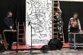 "INSTANTZZ:  Tom Chant, Lena Czeniawska & Teoniki Rożynek ""Impro day 2 set 2"" [MMI Festival -Music & More Impro- 2021 (VI/VIII), Utopia 126, Barcelona. 2021-05-02] [Galería fotográfica AKA Fotoblog de jazz, impro… y algo más] Por Joan Cortès"
