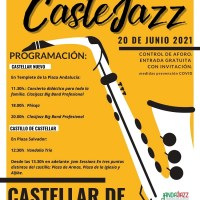 Castejazz (20 de junio de 2021. Castellar de la Frontera, Cádiz) [Noticias de jazz]