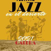 Festival Jazz en el desierto [30 de julio al 1 de agosto de 2021. Galera, Granada] [Noticias de jazz]