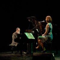 INSTANTZZ: Mayte Alguacil & Michael Kanan (Festival Huesca es Jazz 2021) [Galería fotográfica AKA Fotoblog de jazz, impro… y algo más] Por Fabio Galicia