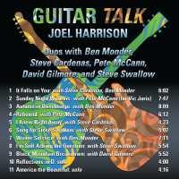 Joel Harrison: Guitar Talk (AGS Recordings, 2021) [Grabación de jazz] Por Carlos Lara