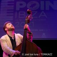 Pere Bujosa Trio - The Alice Zawadzki Trio (2nd International Festival Jazz Point Ibiza. Octubre 2021) [Concierto de jazz] Por Lost Angeles y José Luis Luna Rocafort
