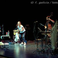 INSTANTZZ: Carola Ortiz Quintet (Festival Huesca es Jazz 2021) [Galería fotográfica AKA Fotoblog de jazz, impro… y algo más] Por Fabio Galicia