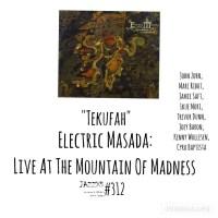"""JazzX5#312. Electric Masada: """"Tekufah"""" [At the Mountain of Madness (Tzadik, 2005)] [Minipodcast de jazz] Por Pachi Tapiz"""