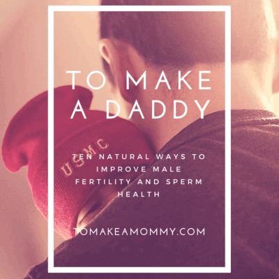 Ten natural ways to improve male fertility and sperm health, including motility, count, and mobility! Male Infertility Factor information!
