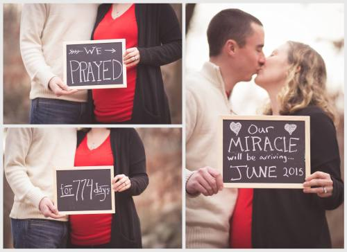 our-facebook-pregnancy-announcement-after-infertility
