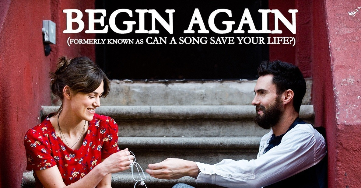 Música de película: Begin again