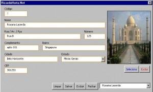 Modelos - Planilha de Banco de Dados no Excel