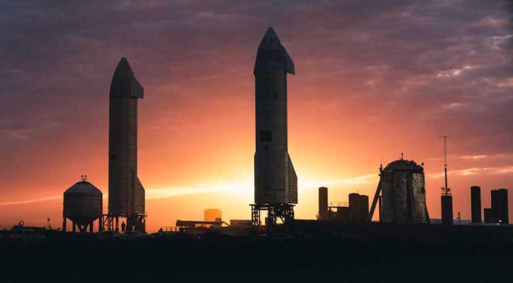 Starty raket 2021