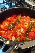 Tomaten-Paprika-Letscho (Bildquelle: Henry)