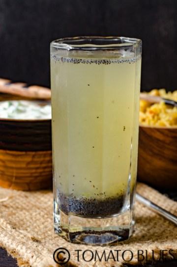 aloe vera lemonade