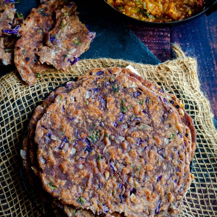 Ragi Chapati | Finger Millet Roti