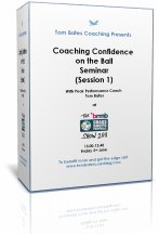 Session 1 - Coaching Confidence on the Ball - Tom Bates Coaching for Grass Roots Football 2011