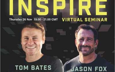 The INSPIRE Virtual Seminar With Tom Bates and Jason Fox