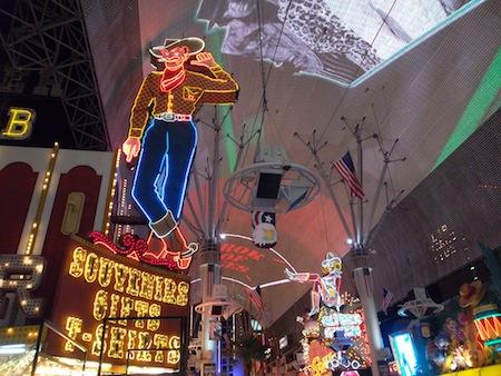 Howdy Pardner Vegas Cowboy
