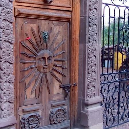 Doorway Sun 2