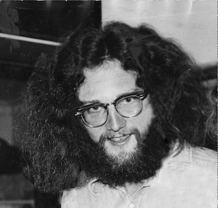 The first documented Sasquatch capture. Actually, my hair, circa 1975, much in need of editing