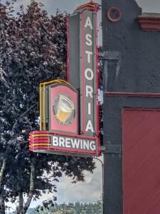 Astoria Brewing , Astoria Oregon