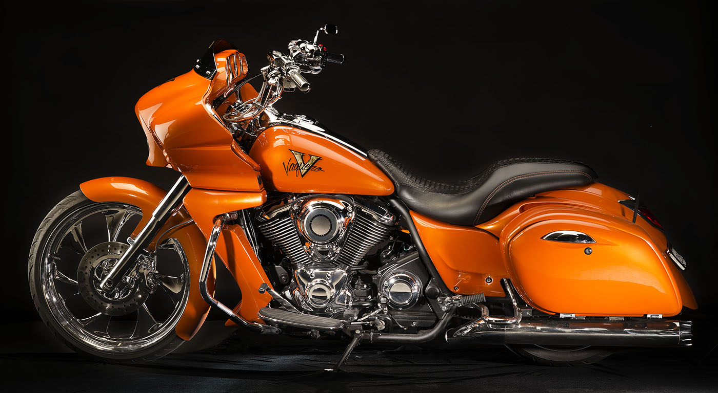 Custom Wheels For Kawasaki Vaquero