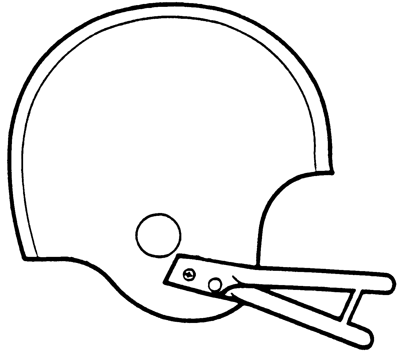 Racing Helmet Coloring Pages