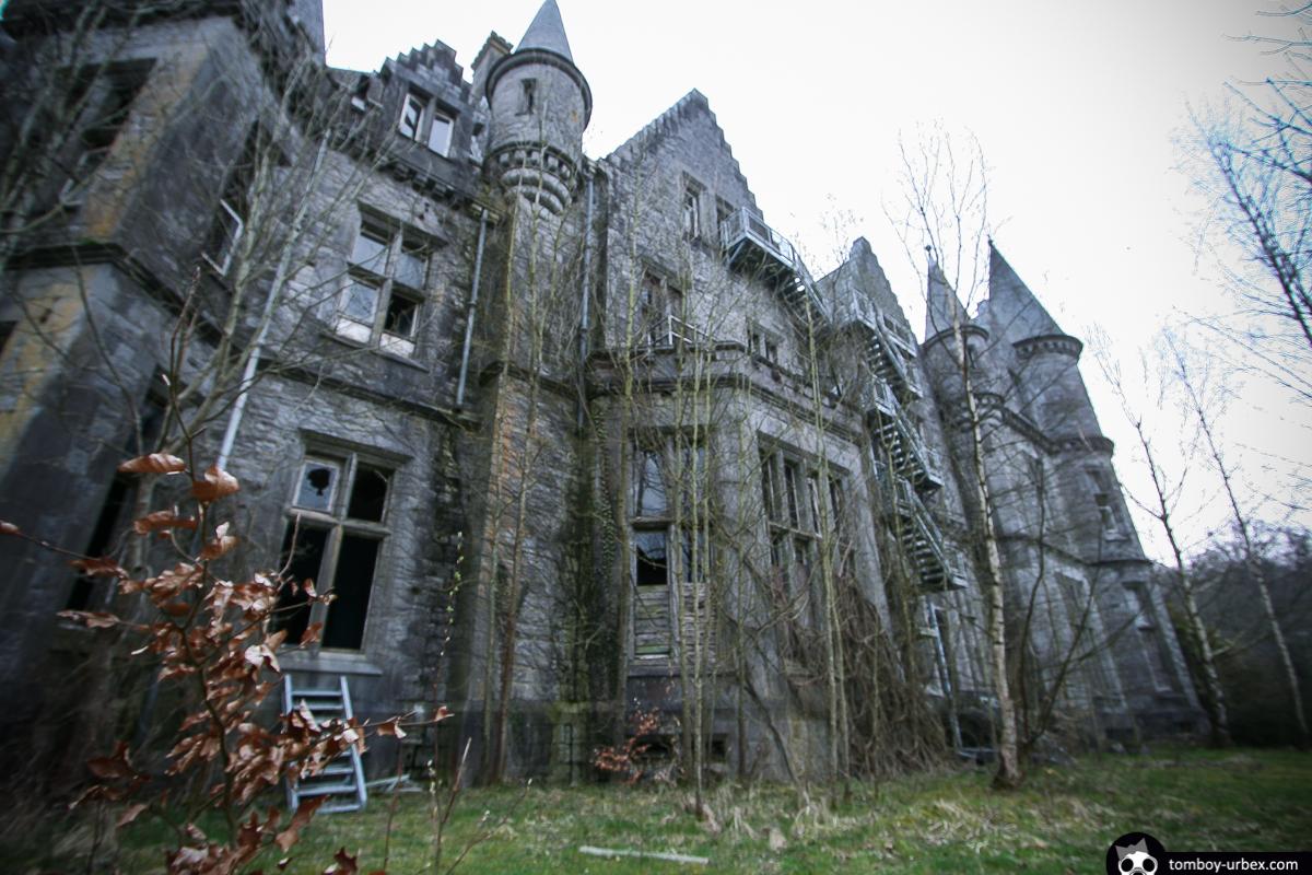 Miranda Castle ミランダ城