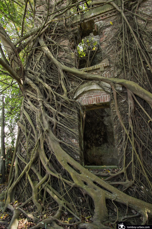 嘉義民雄鬼屋 (劉家古宅) The Chiayi Minxiong Haunted House