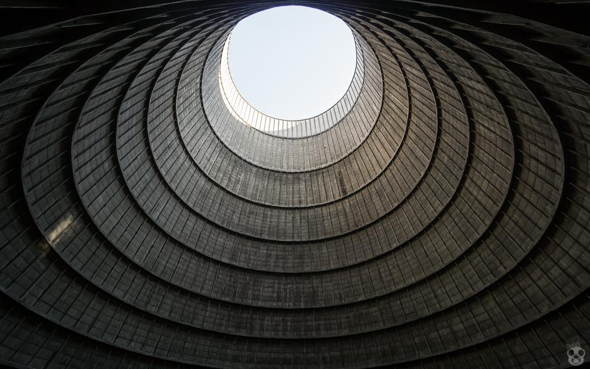 Powerplant IM  パワープラントIM 廃墟 クーリングタワー