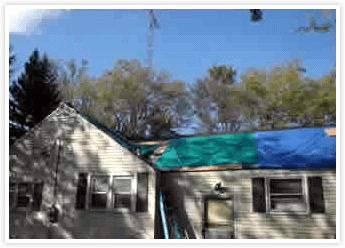 Roof Cover Ups Emergency Roofing Service in Orange County with Tom Byer