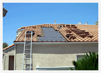 Tile Roof Repair In Orange County With Tom Byer Roofing Service