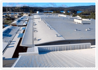 Commercial and Industrial Repairs in Orange County with Tom Byer Roofing Service