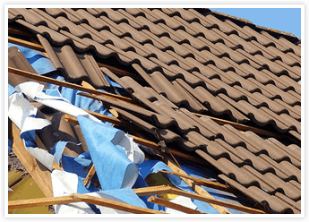 Emergency Repairs Areas Served in Orange County with Tom Byer Roofing Service