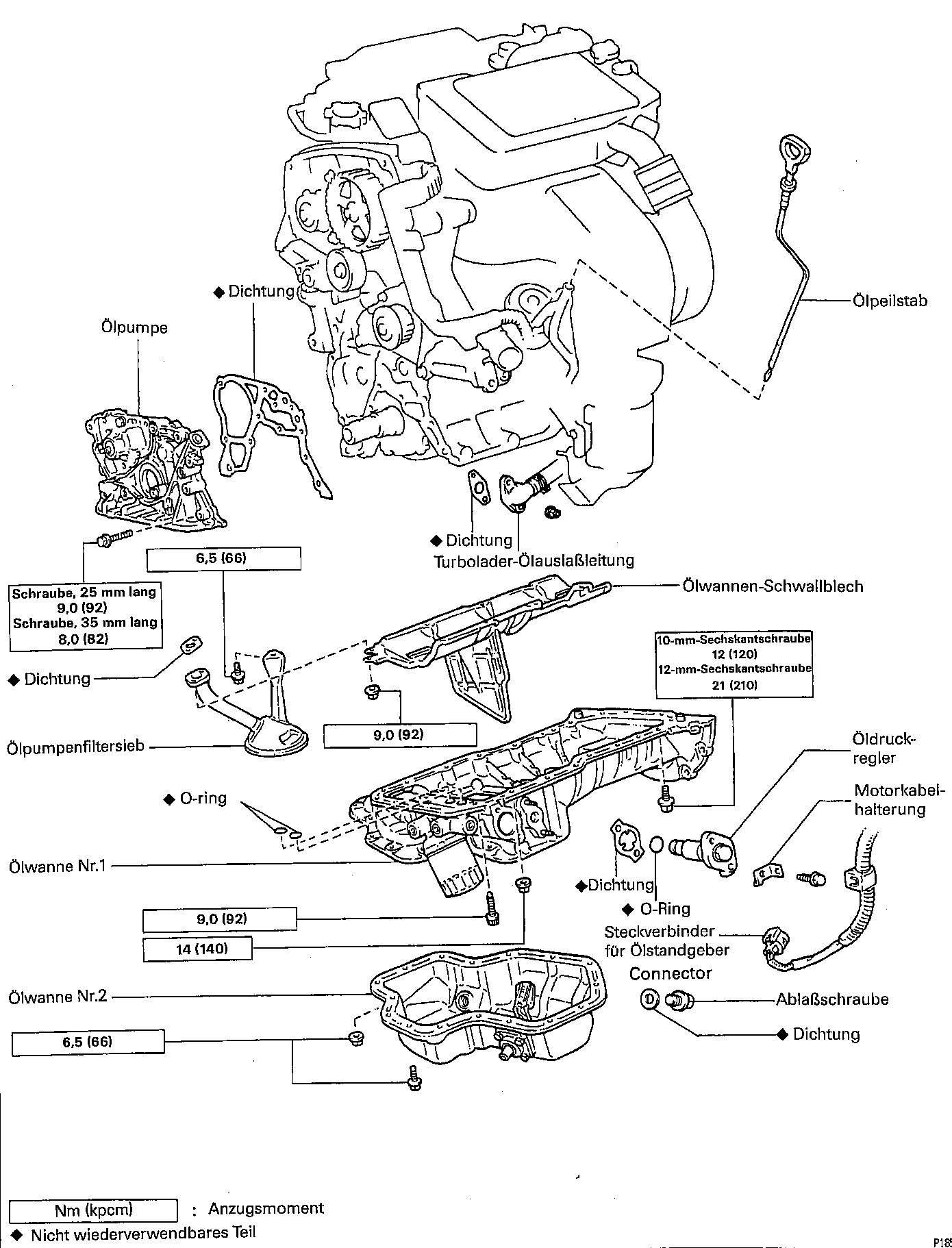 Full Documented Forged Engine Rebuild