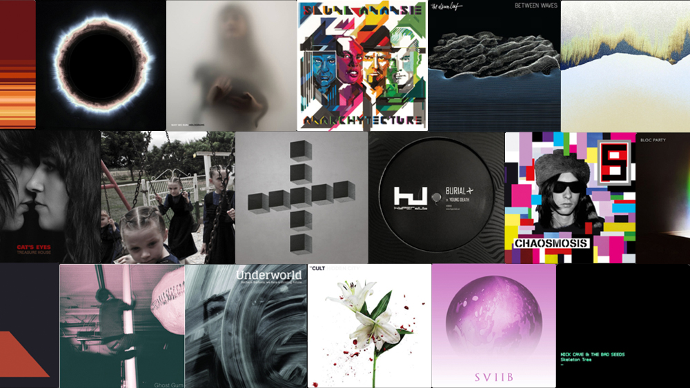 Top 10 Tunes for 2016