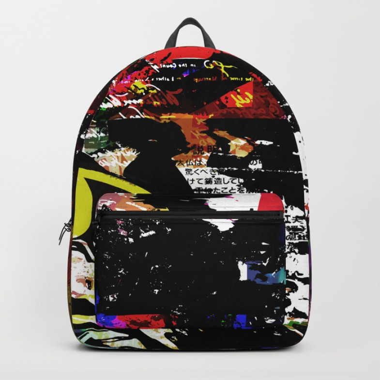 Smile (Like You Mean It) Backpack
