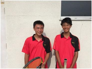 テニス大会 ベスト16