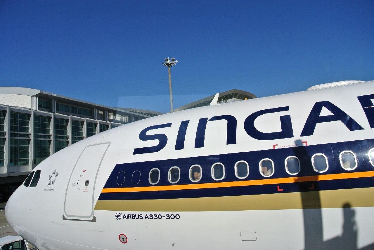 シンガポール航空2