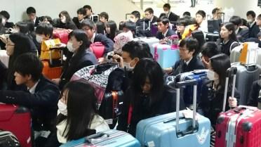 高校2年海外修学旅行(帰国3)