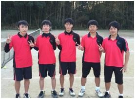 高校テニス部①